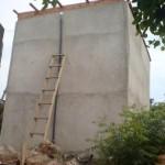 Ausgeschaltes Betonreservoir (2010)
