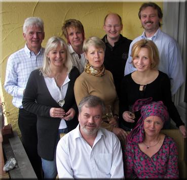 Gründungsmitglieder im März 2008