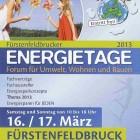 Energietage 2013