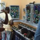 Technikraum der Solaranlage