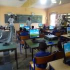 PC Raum der Schule