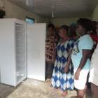 """Gemeinschaftliche Kühlmöglichkeiten im """"Coolshop"""""""