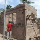Neubau eines Nebengebäudes