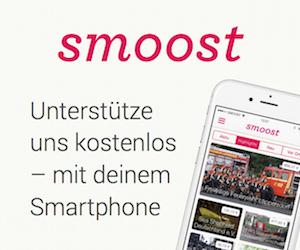 Unterstützen Sie uns über smoo.st