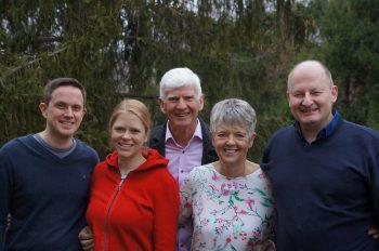 Vorstand im März 2018